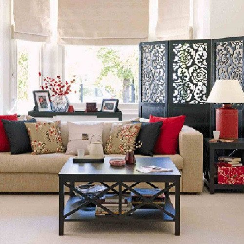 Modern Asian Living Room Decorating Ideas Interior design
