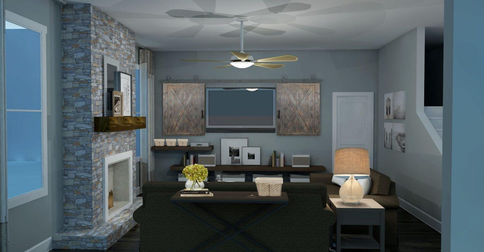 Modern Rustic Living Room Decorating Ideas Awesome Modern Rustic Living Room Design