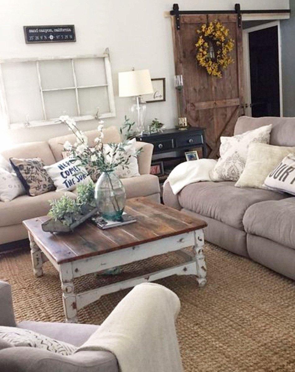Modern Rustic Living Room Decorating Ideas Elegant Farmhouse Living Rooms • Modern Farmhouse Living Room Decor Ideas Family Rooms Dens