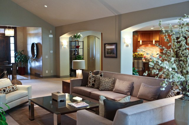 Modern Rustic Living Room Decorating Ideas Fresh Modern Rustic Living Room Modern Living Room Salt Lake City by Denise Glenn Interior Design