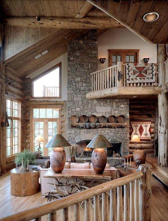 Modern Rustic Living Room Decorating Ideas Lovely 40 Awesome Rustic Living Room Decorating Ideas Decoholic