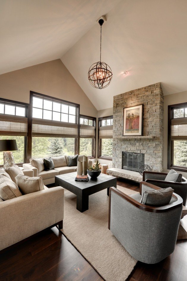 Modern Transitional Living Room Decorating Ideas Beautiful 15 Wonderful Transitional Living Room Designs to Refresh Your Home with