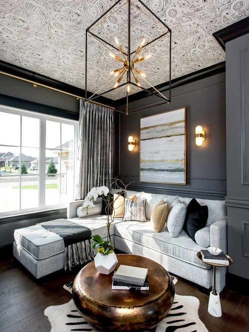Modern Transitional Living Room Decorating Ideas Beautiful Transitional Living Room Design Ideas Remodels & S