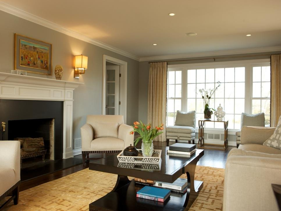 Modern Transitional Living Room Decorating Ideas Lovely Light Airy Transitional Home Makeover Blanche Garcia