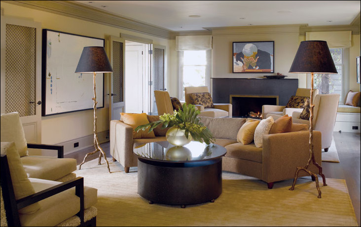 Modern Transitional Living Room Decorating Ideas Unique Transitional Living Room Design