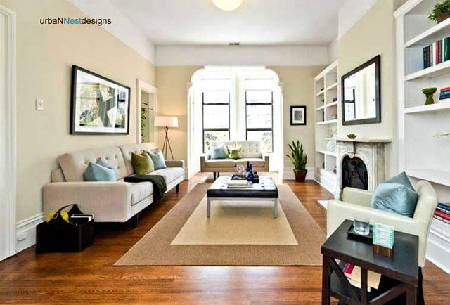 Modern Victorian Living Room Decorating Ideas Awesome San Francisco Modern Victorian Staging