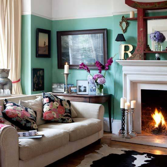 Modern Victorian Living Room Decorating Ideas Best Of Fabrics and Curtains and Chairs Oh My Aqua Walls