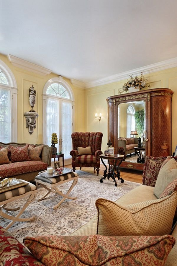 25 Victorian Living Room Design Ideas Decoration Love