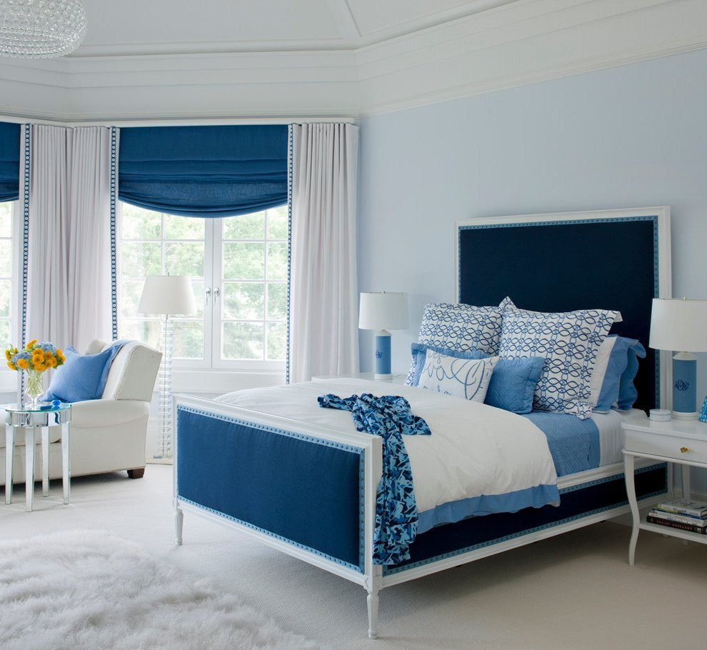 Navy Blue and White Decor Inspirational Your Bedroom Air Conditioning Can Make or Break Your Decor