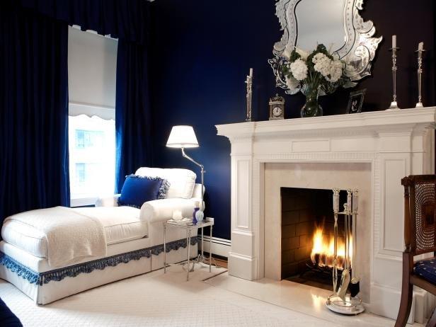 Navy Blue and White Decor New Blue Bedroom Design Ideas & Decor