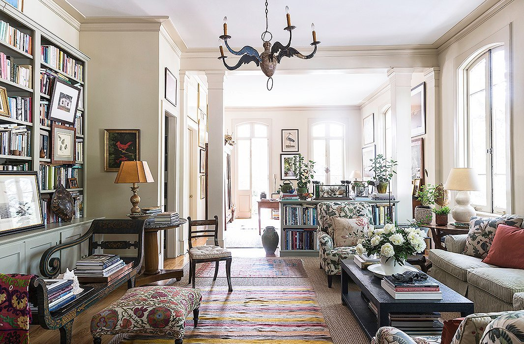 New orleans Style Home Decor Best Of tour the New orleans Apartment Of Author Julia Reed