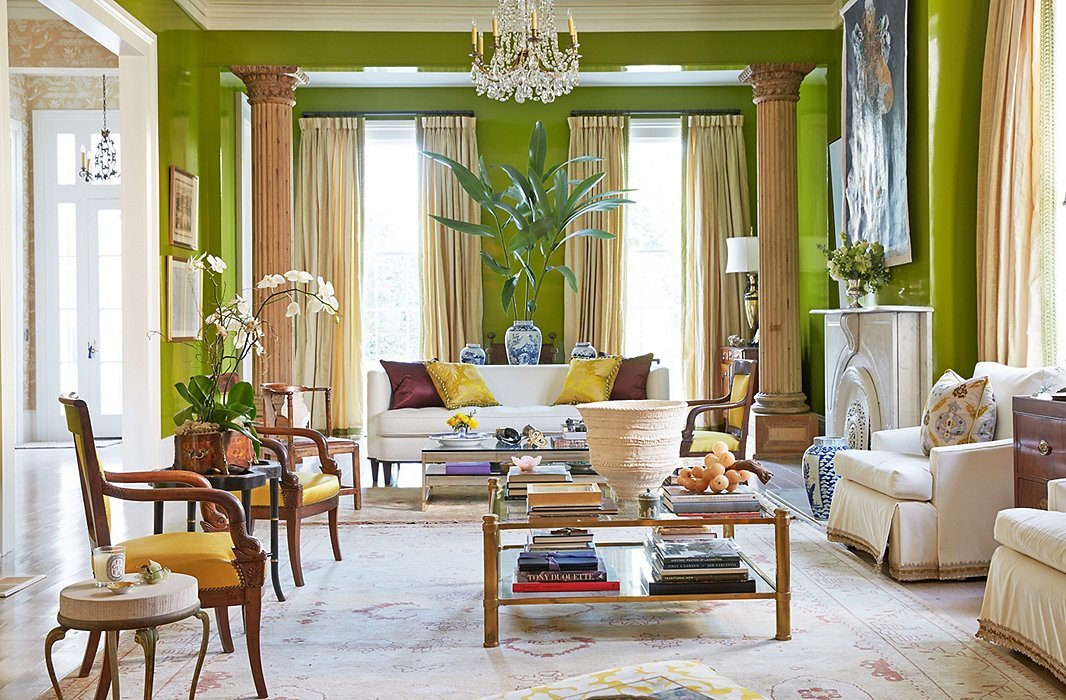 New orleans Style Home Decor Luxury Paint Ideas From Benjamin Moore S Color Expert