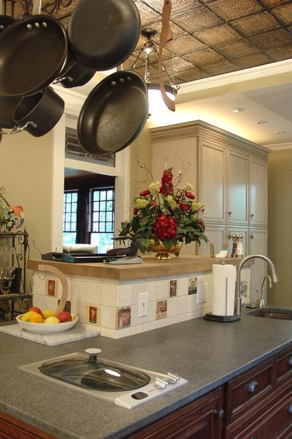 New orleans Style Kitchen Decor Elegant A New orleans Inspired Kitchen Deep In the Heart Of Texas Eclectic Kitchen Dallas by