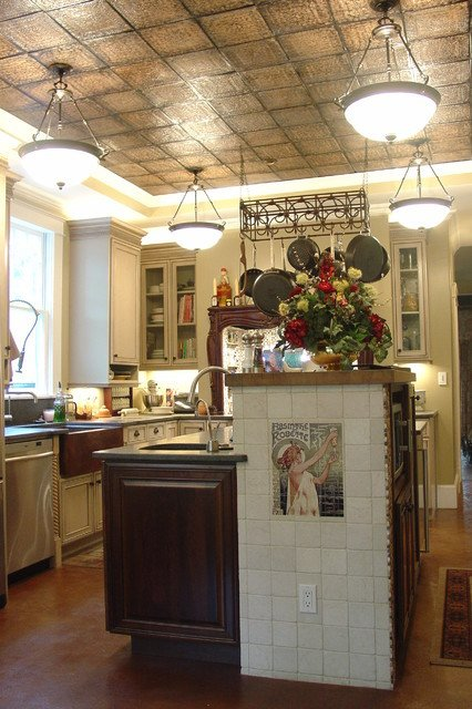 New orleans Style Kitchen Decor New A New orleans Inspired Kitchen Deep In the Heart Of Texas Eclectic Kitchen Dallas by