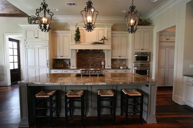 New orleans Style Kitchen Decor New Traditional Kitchen Design Example Traditional Kitchen New orleans by Classic Cupboards Inc