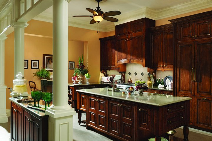 New orleans Style Kitchen Decor Unique Wood Mode southern Reserve Style