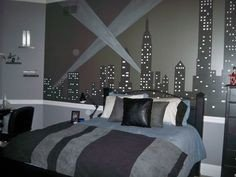 New York City Bedroom Decor Awesome 1000 Images About New York Inspired Bedroom On Pinterest