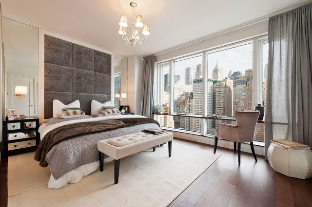 New York City Bedroom Decor Beautiful Visionaire In Nyc Contemporary Bedroom New York by Lo Chen Design