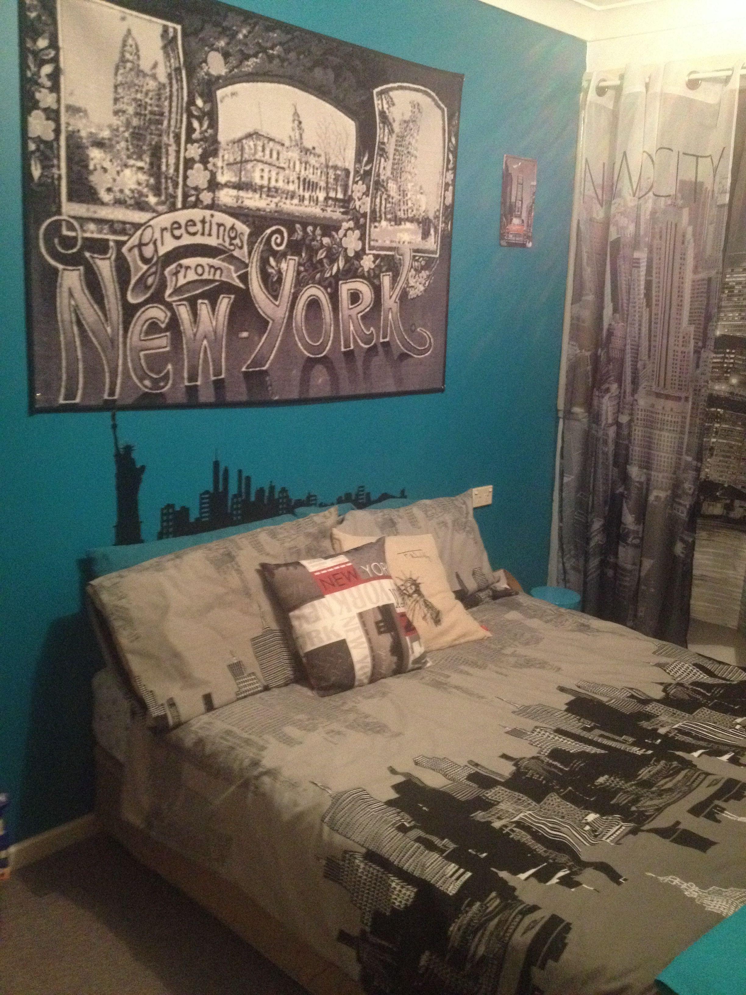 New York City Bedroom Decor Fresh New York City themed Bedroom Ideas for Bedroom In 2019