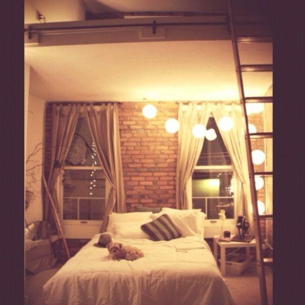 New York City Bedroom Decor Unique Cozy New York City Loft Bedroom Designs Decorating Ideas Hgtv Rate My Space Decoration