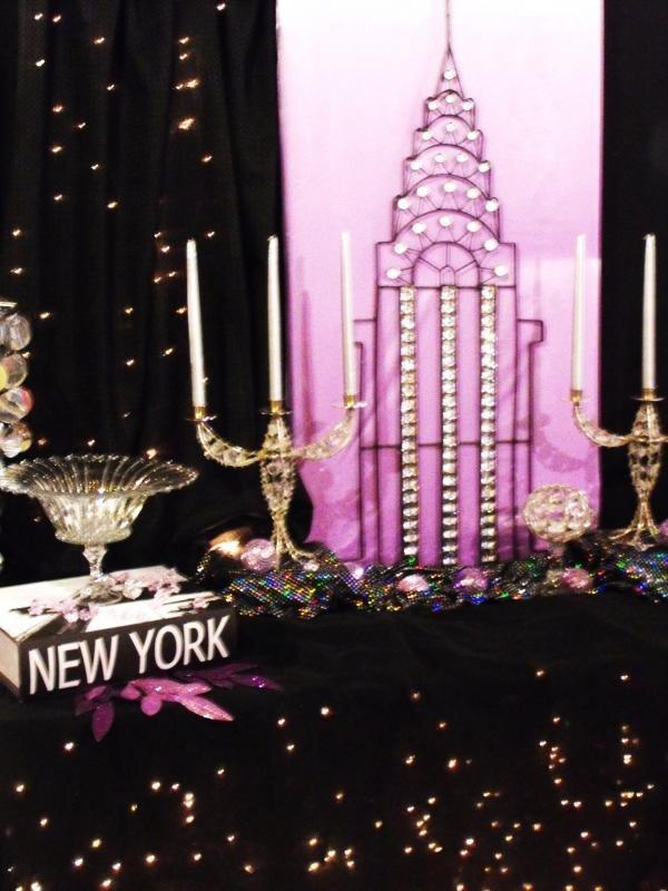 New York themed Home Decor New New York theme