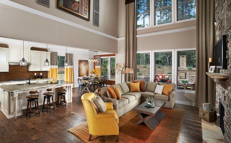 Open Concept Living Room Ideas Awesome 24 Open Concept Living Room Designs Page 5 Of 5