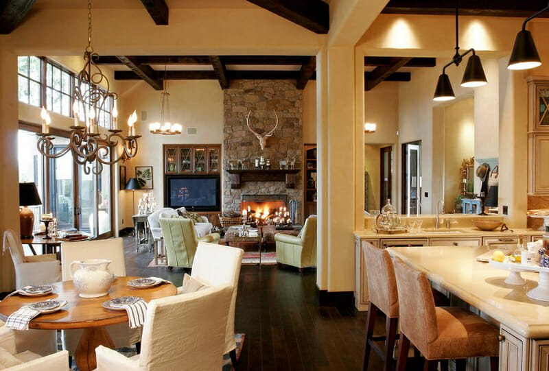 Open Concept Living Room Ideas Awesome Open Concept Kitchen and Living Room Décor Modernize