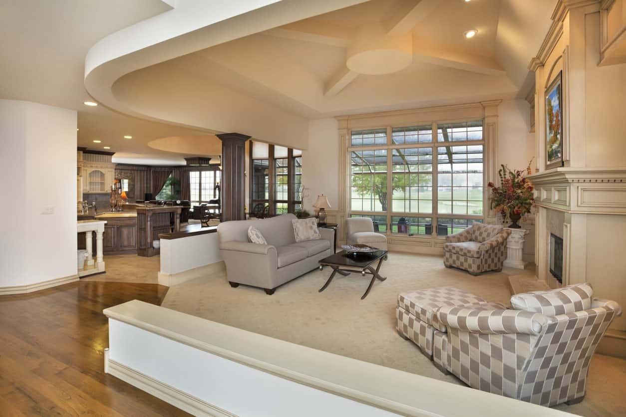 Open Concept Living Room Ideas Beautiful 43 Open Concept Kitchen Living Room and Dining Room Floor Plan Ideas