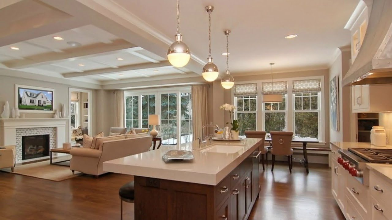 Open Concept Living Room Ideas Fresh Open Concept Kitchen Living Room Small Space