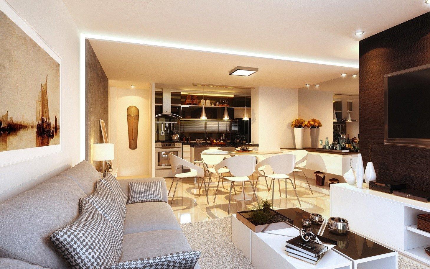Open Concept Living Room Ideas Inspirational 23 Open Concept Apartment Interiors for Inspiration
