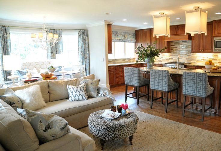 Open Concept Living Room Ideas Inspirational Open Concept Kitchen Living Room Design Ideas