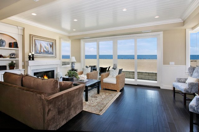 Orange Traditional Living Room Awesome Oceanfront Traditional Living Room orange County by Premier Home Staging and Interiors Llc