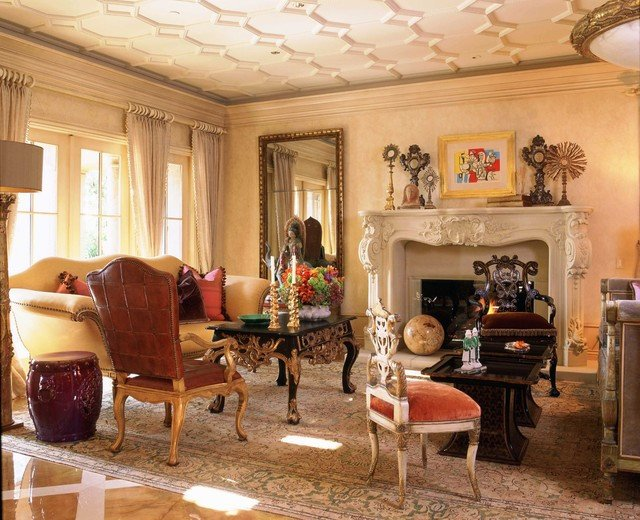 Orange Traditional Living Room Best Of Italian Style In Newport Coast California Traditional Living Room orange County by