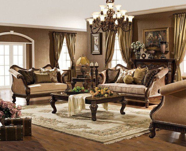 Orange Traditional Living Room Lovely Hampton Living Room Set Traditional Living Room orange County by Savannah Collections