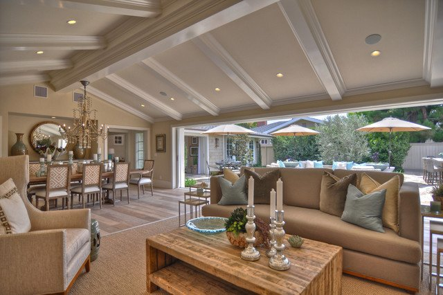 Orange Traditional Living Room New Dolphin Terrace Traditional Living Room orange County by Details A Design Firm