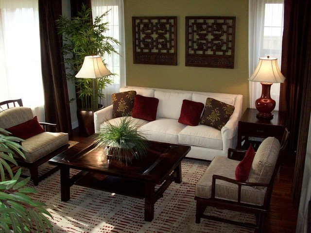 Oriental Living Room Ideas Lovely Del Sur Residence