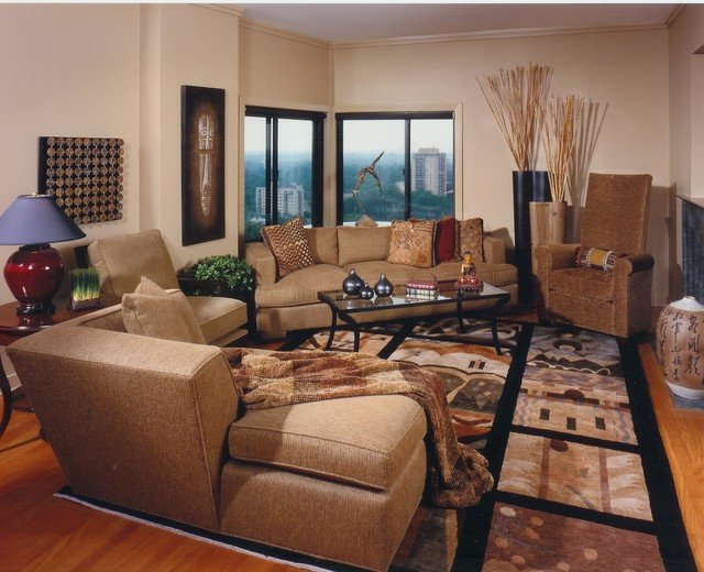 Oriental Living Room Ideas New asian Inspired Living Room asian Living Room Minneapolis by Eminent Interior Design