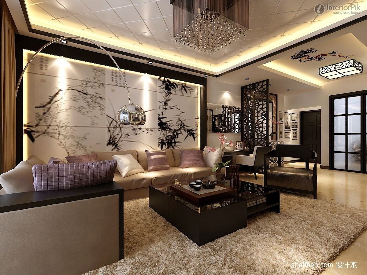 Oriental Living Room Ideas New asian Living Room