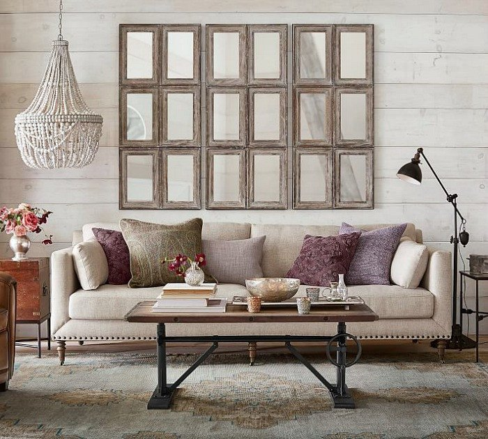Over the Couch Wall Decor Beautiful An Idea for Decorating the Wall Behind Your sofa