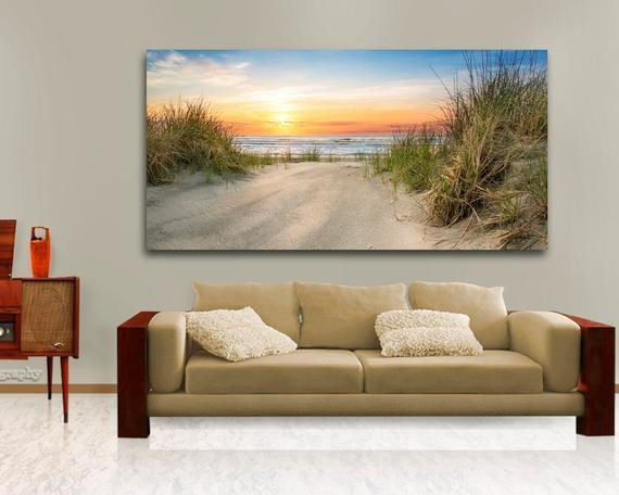 Over the Couch Wall Decor New Ocean Beach Wall Decor the Couch Hanging Art