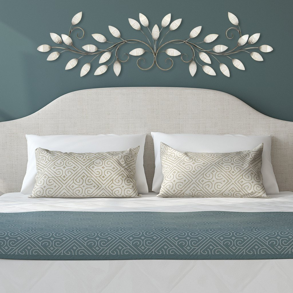 Over the Door Wall Decor Best Of Brushed Pearl Over the Door Wall Décor – Stratton Home Decor