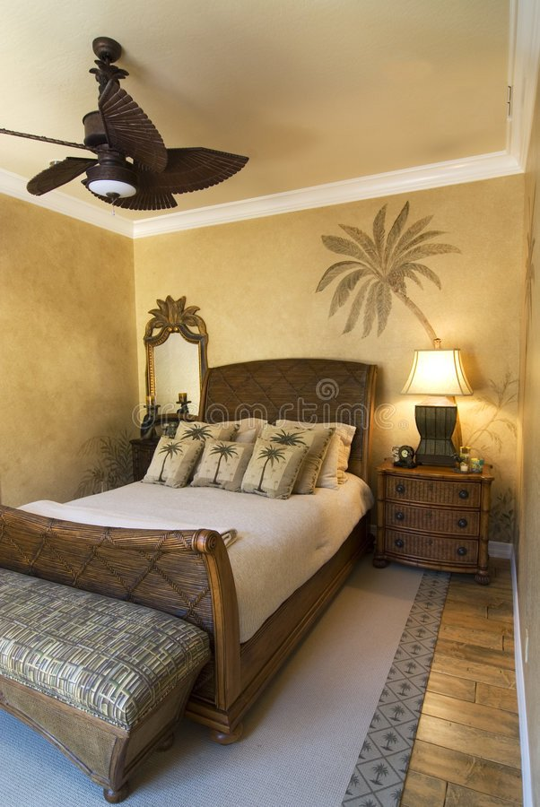 Palm Tree Decor for Bedroom Awesome Palm Tree Bedroom Stock Image Image Of Cushions Rattan