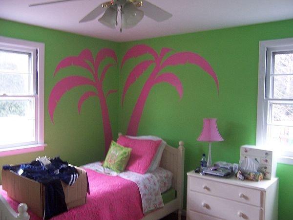 Palm Tree Decor for Bedroom Fresh Neat Palm Tree Seaside Baby Shower and Nursery Decor