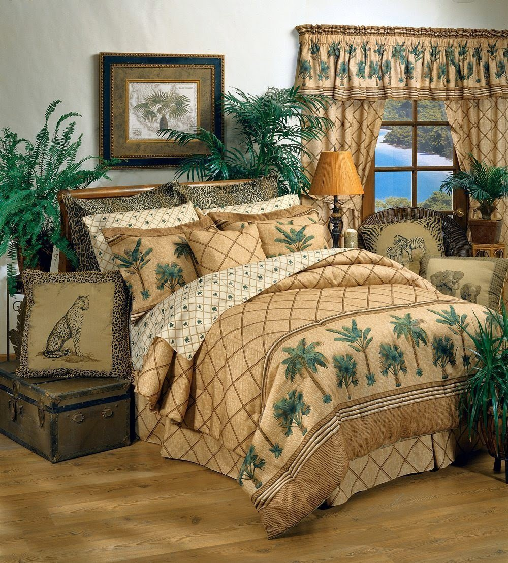 Palm Tree Decor for Bedroom Luxury Bedroom Decor Ideas and Designs Beach themed Bedding Ideas