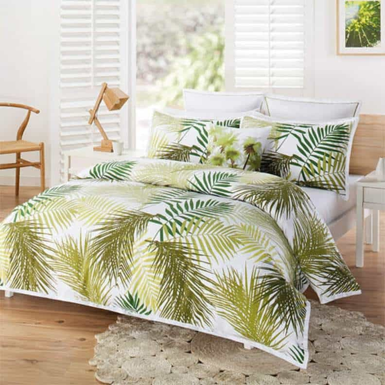 Palm Tree Decor for Bedroom New Tropical Palm Tree Bedroom Bedding