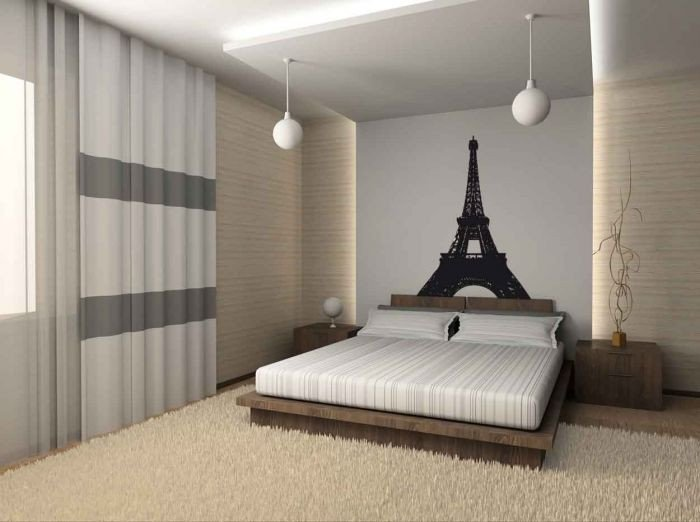 Paris themed Decor for Bedroom Awesome Cool Paris themed Room Ideas and Items