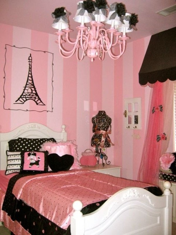 Paris themed Decor for Bedroom Lovely How to Create A Charming Girl's Room In Paris Style