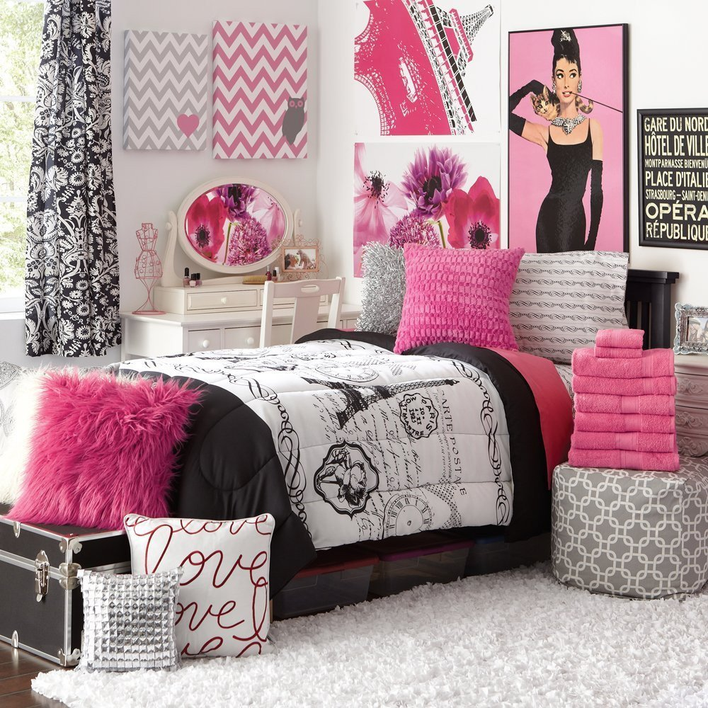 Paris themed Decor for Bedroom Luxury Create Paris Bedroom Decor for Girls with Chic Style Properly