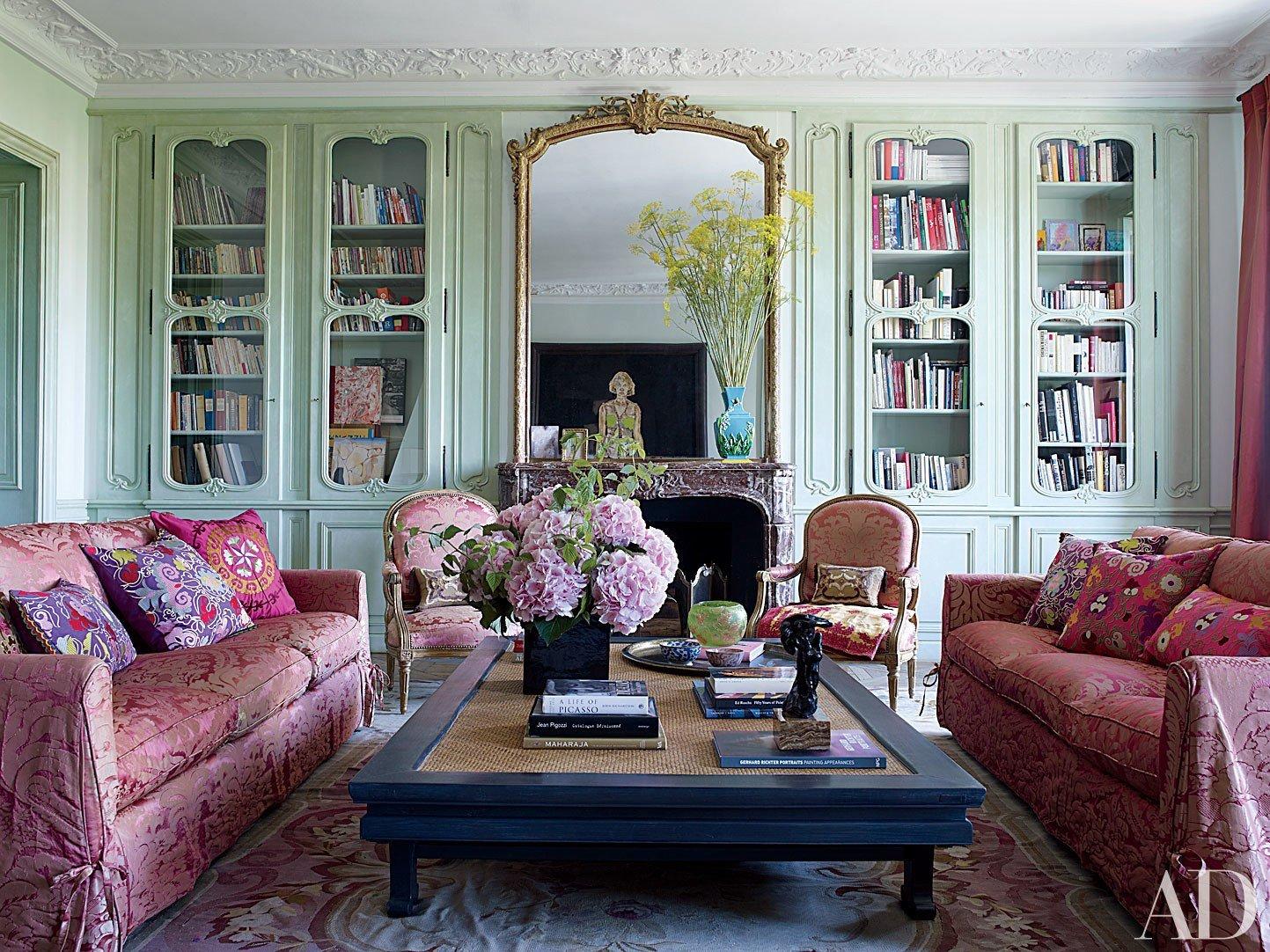 Paris themed Living Room Decor Fresh 12 Unfor Table Parisian Apartments and Homes S