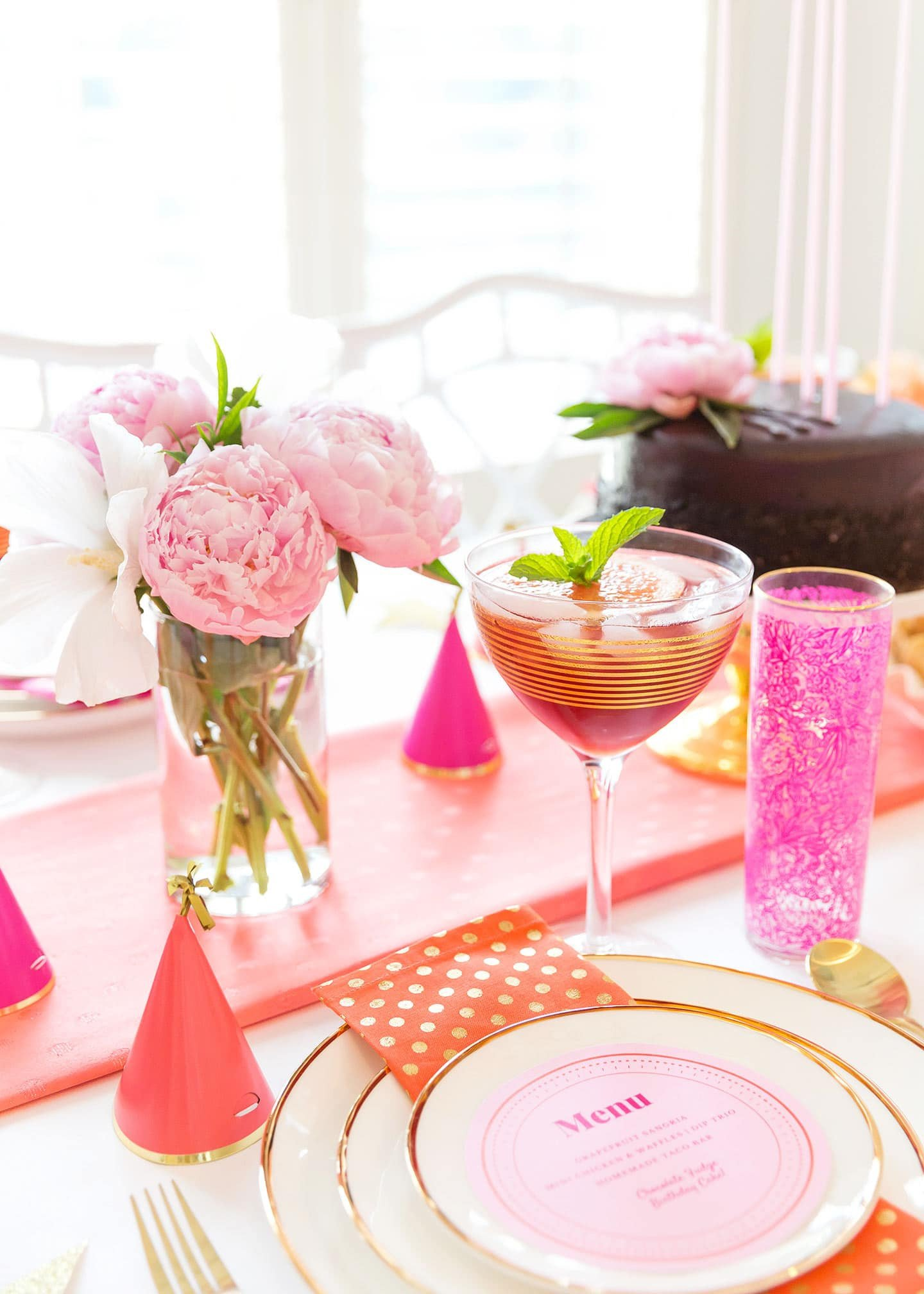 Party Decor Ideas for Adults Beautiful Creative Adult Birthday Party Ideas for the Girls